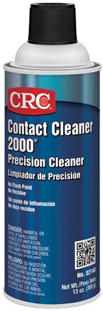 CRC 02140 16-OZ CONTACT CLEANER
