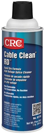 CRC 02150 16OZ SPLICE CLEANER