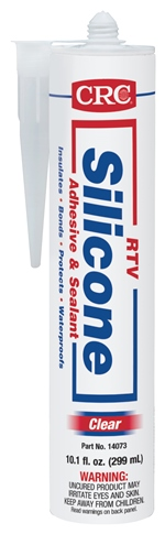CRC 14073 11-OZ RTV SILICONE CLEAR MSDS SHEET REQ'D #1