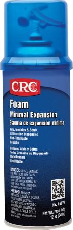 CRC 14077 16-OZ FOAM MIN EXPANSION MSDS SHEET REQ'D #4