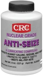 Sta-Lube® SL35920 Anti-Seize and Lubricating Compound, 8 oz Bottle, Semi-Solid Paste, Silver
