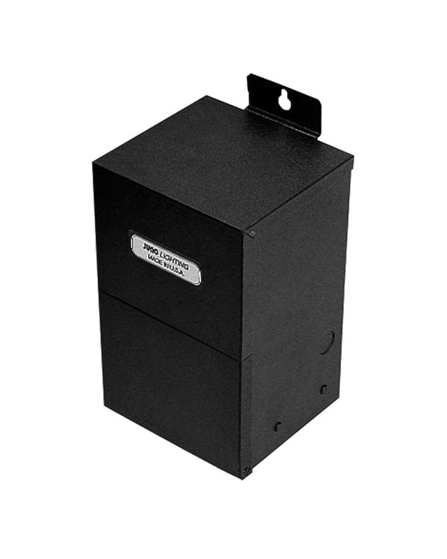 Juno,TL551N-BL-24V,Juno® Trac 12™ TL551N 1-Circuit Low Voltage Miniature Magnetic Transformer, 120 VAC Input/24 V Output 240 to 480 W
