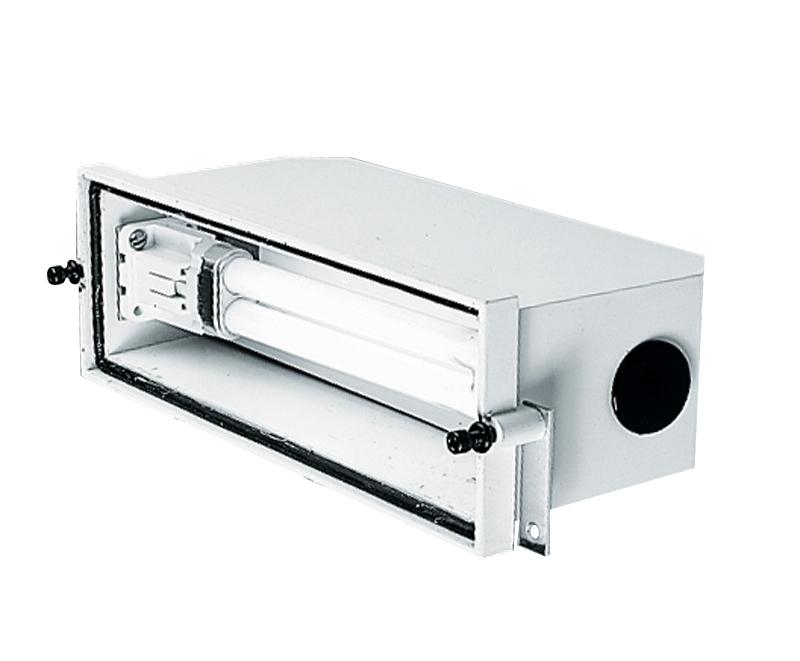Juno,PL115,Juno® PL Outdoor Rectangular Step Light, Compact Fluorescent Lamp, 7/9 W Fixture, 120 VAC, White Painted Housing