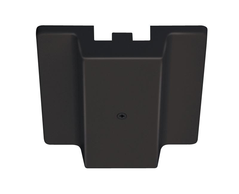 Juno,R29BL,Juno® Trac-Lites™ R29 Floating Electrical Feed, For Use With 1-Circuit System, Polycarbonate, Black