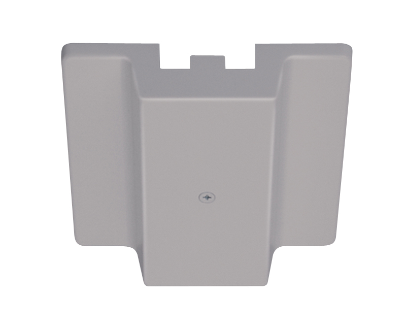 Juno,R29SL,Juno® Trac-Lites™ R29 Floating Electrical Feed, For Use With 1-Circuit System, Polycarbonate, Silver