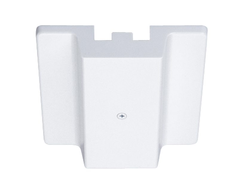 Juno,R29WH,Juno® Trac-Lites™ R29 Floating Electrical Feed, For Use With 1-Circuit System, 120 VAC, Polycarbonate, White