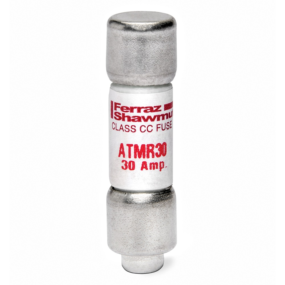 FERATMR20 MFZ ATMR20 600V SPCL PURP FUSE;Ferraz Shawmut Amp-Trap® ATMR20 ATMR Fast Acting Fuse, 20 A, 600 VAC/VDC, 200/100 kA Interrupt, CC Class, Cylindrical Body
