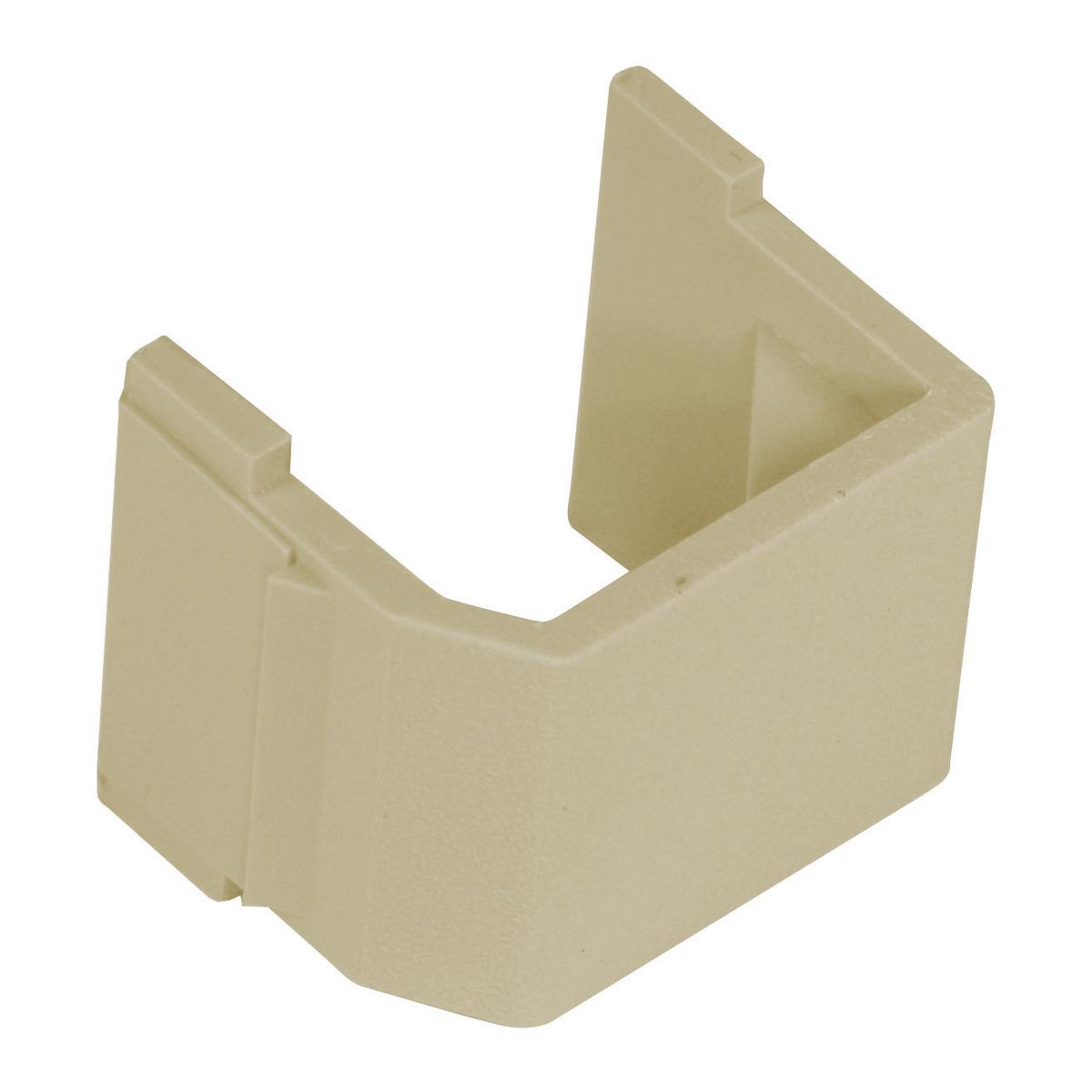 HUBPR SFBE10 SNAP-FIT, BLANK, EI, 10PK Blank insert electric ivory, 10/PK