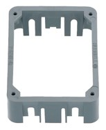 Hubbell Wiring Device-Kellems,PFBRAC,ADAPT COLLAR, FOR RECT PFB