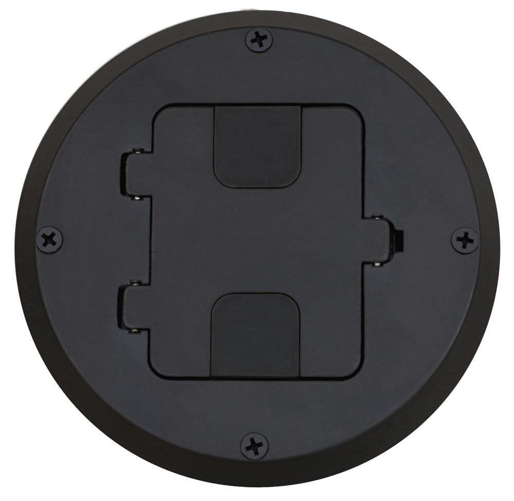 Electrical Floor Box Amp Cover Van Meter Inc