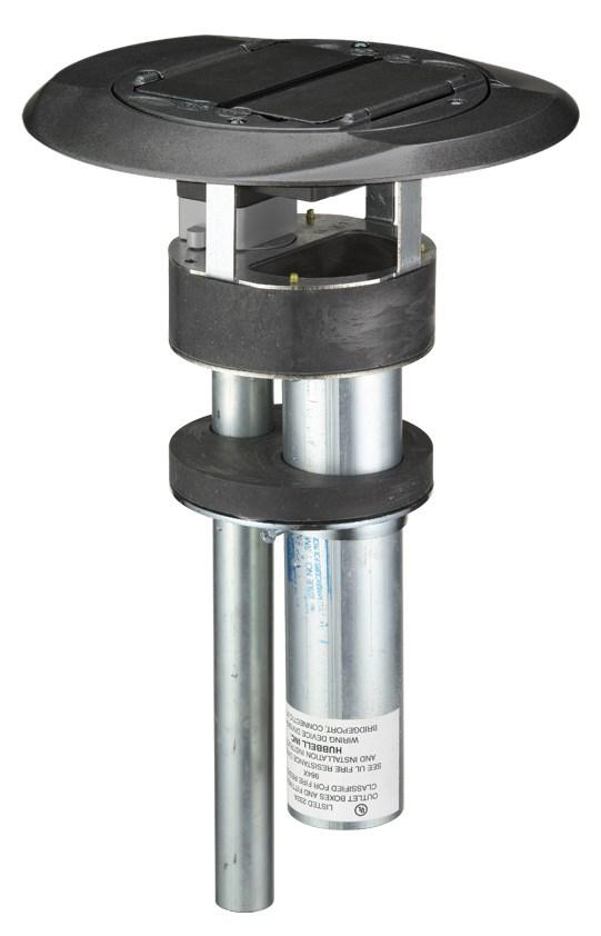 Hubbell Wiring Device-Kellems,S1PT3IMBL,FRPT, 1 PC. 3U INFINE + 20A, SYS 1, BLK