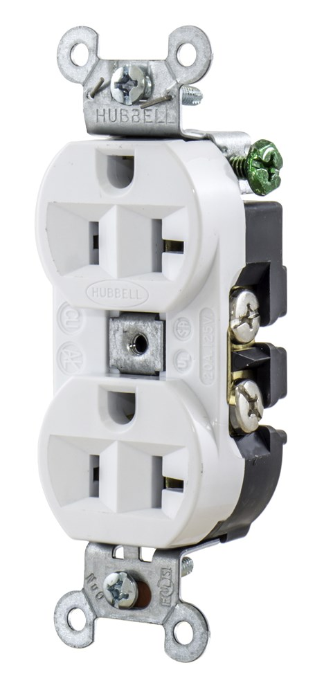 Wire Devices Receptacles Duplex / Single Receptacle | Dominion Electric