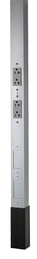 Hubbell Wiring Device-Kellems,HBLPP12A,SERVICE POLE, 12'2