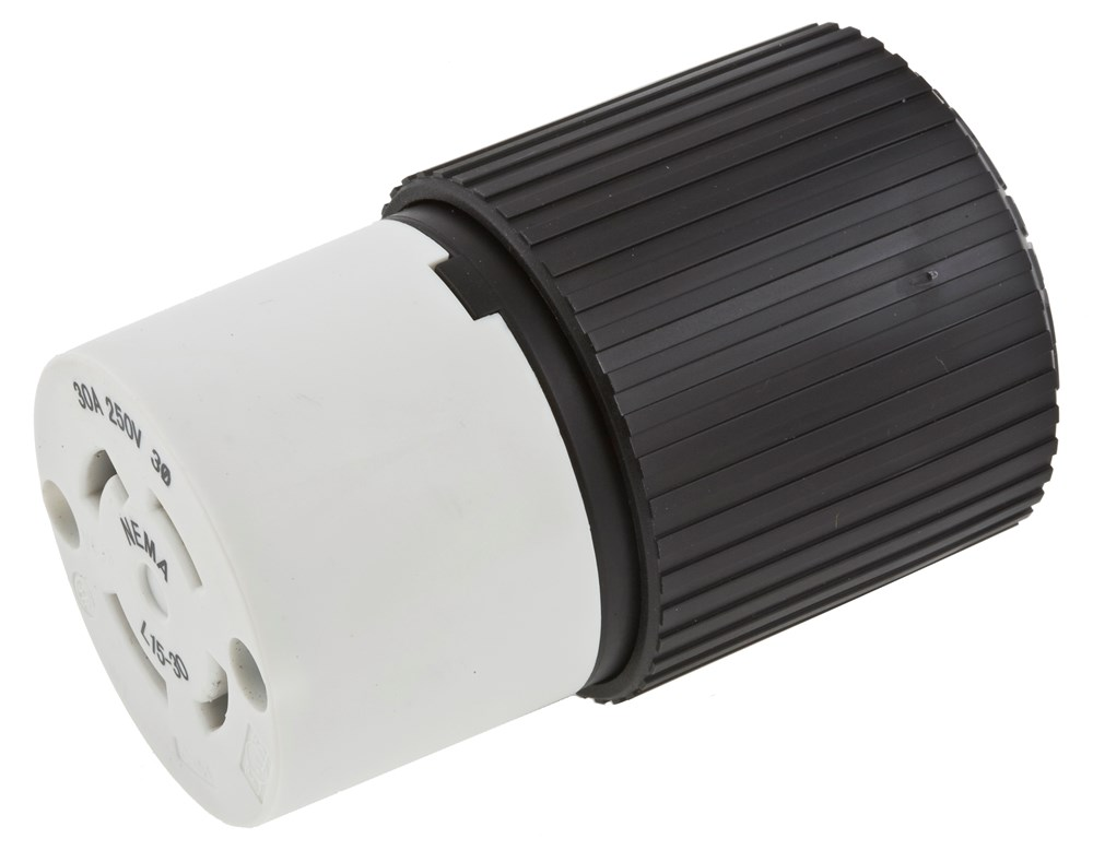 Electrical Receptacles (Locking Device Connector)