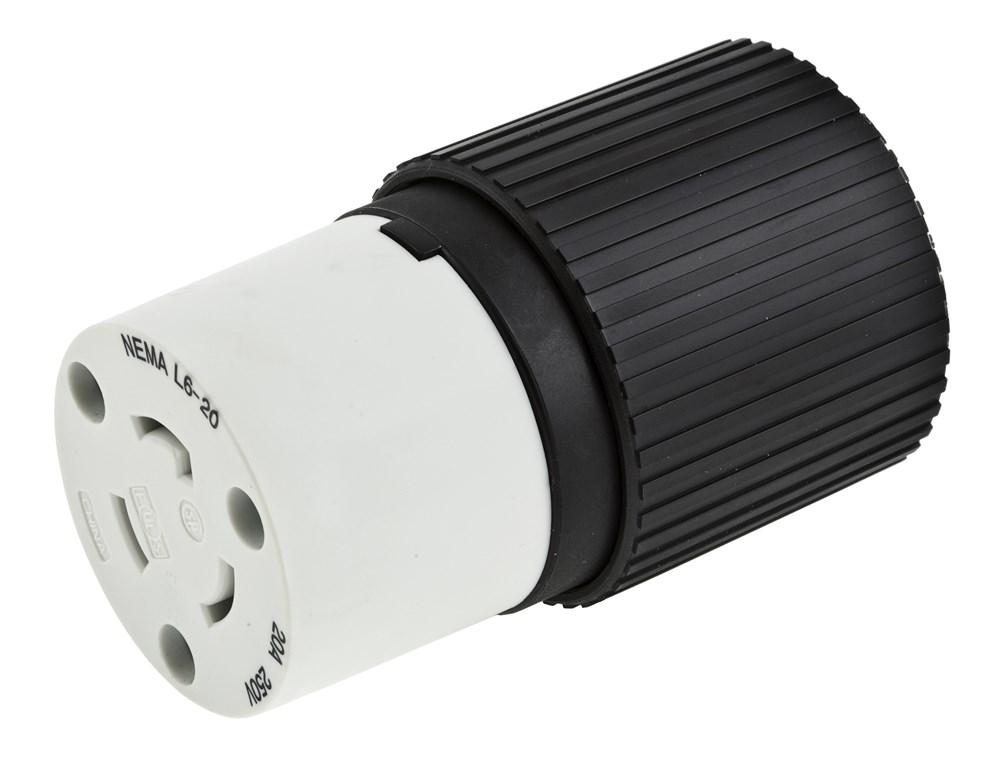 HUB L630C NEMA L6-30C CONNECTOR CS=10