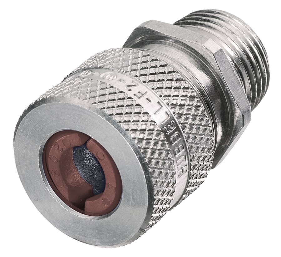 Hubbell Wiring Device-Kellems,SHC1024,CORD CONN, STR ML, .50-.63
