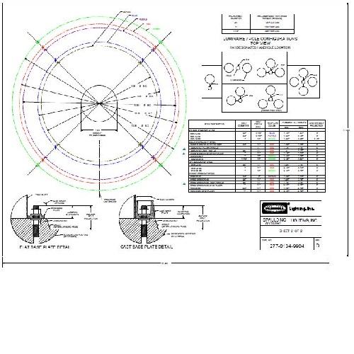 Hubbell Spaulding Lighting,27701349904,TEMPLATE COMPOSITE