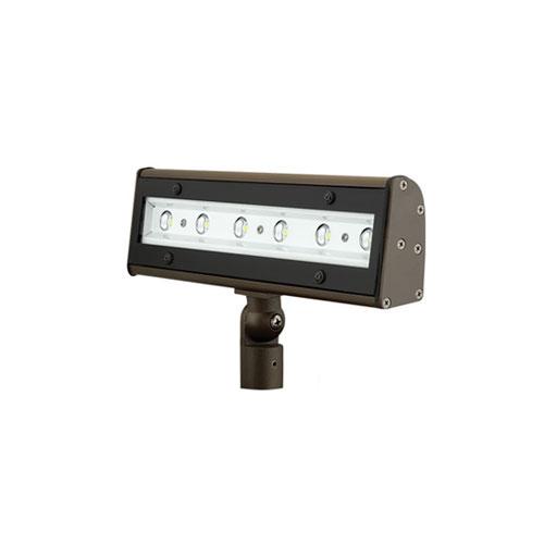 Hubbell Lighting Outdoor,ALF-6LU-5K-BZ,LED FLOOD LTG KNUCKLE MOUNT