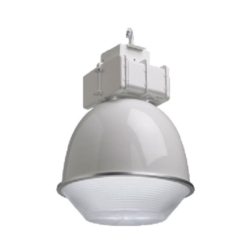 Hubbell Lighting Industrial,BL-400PLB,Hubbell® BL-400PLB Fixture, Low Bay, 400 WTT, 120/208/240/277 VAC, Lamp Included Yes, Metal Halide Lamp, Number of Lamps: 1, Quad Tap Ballast, Acrylic Reflector, Material: Aluminum, Lektrocote Finish, Color: White