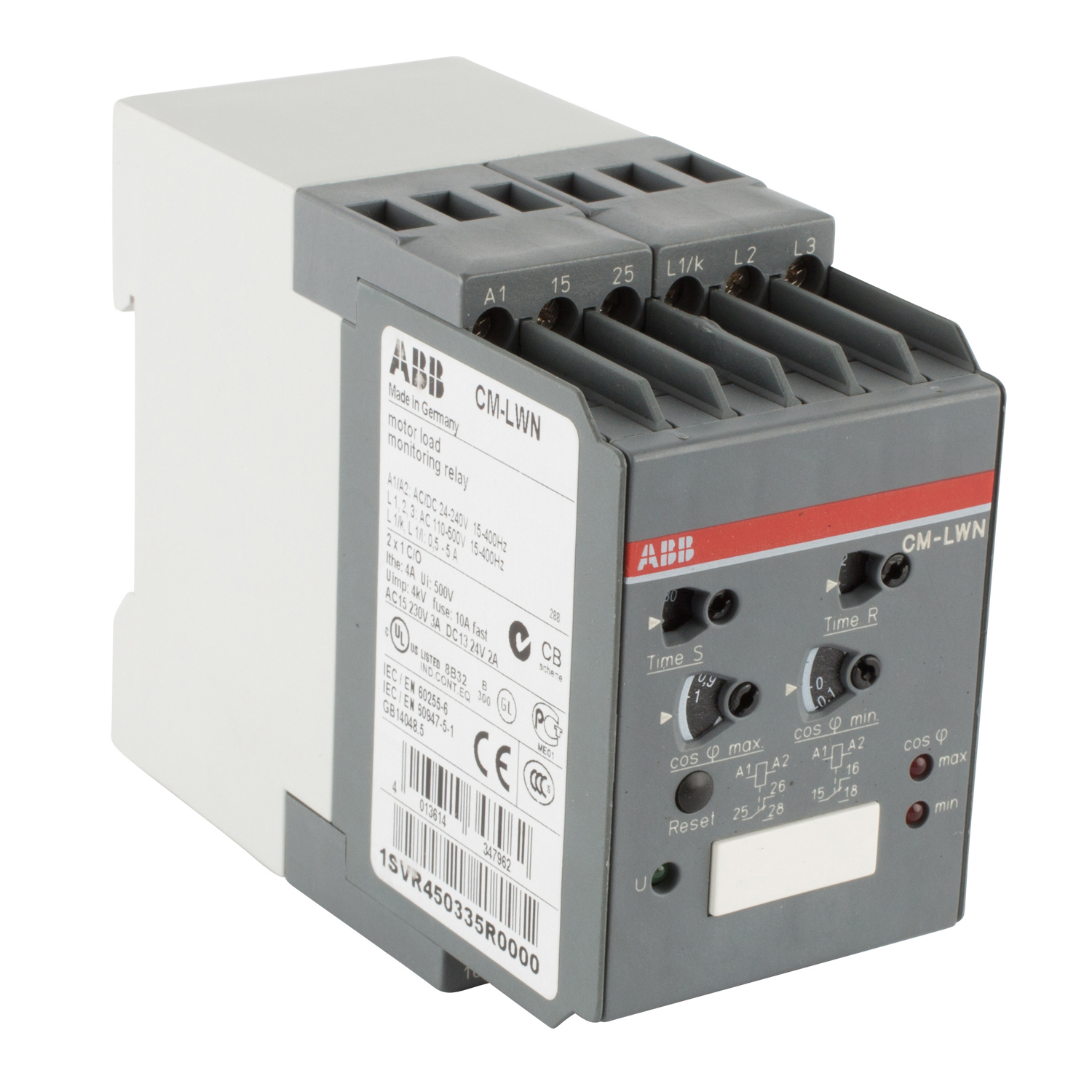 Timers, Converters, Solid State & Monitoring Relays at