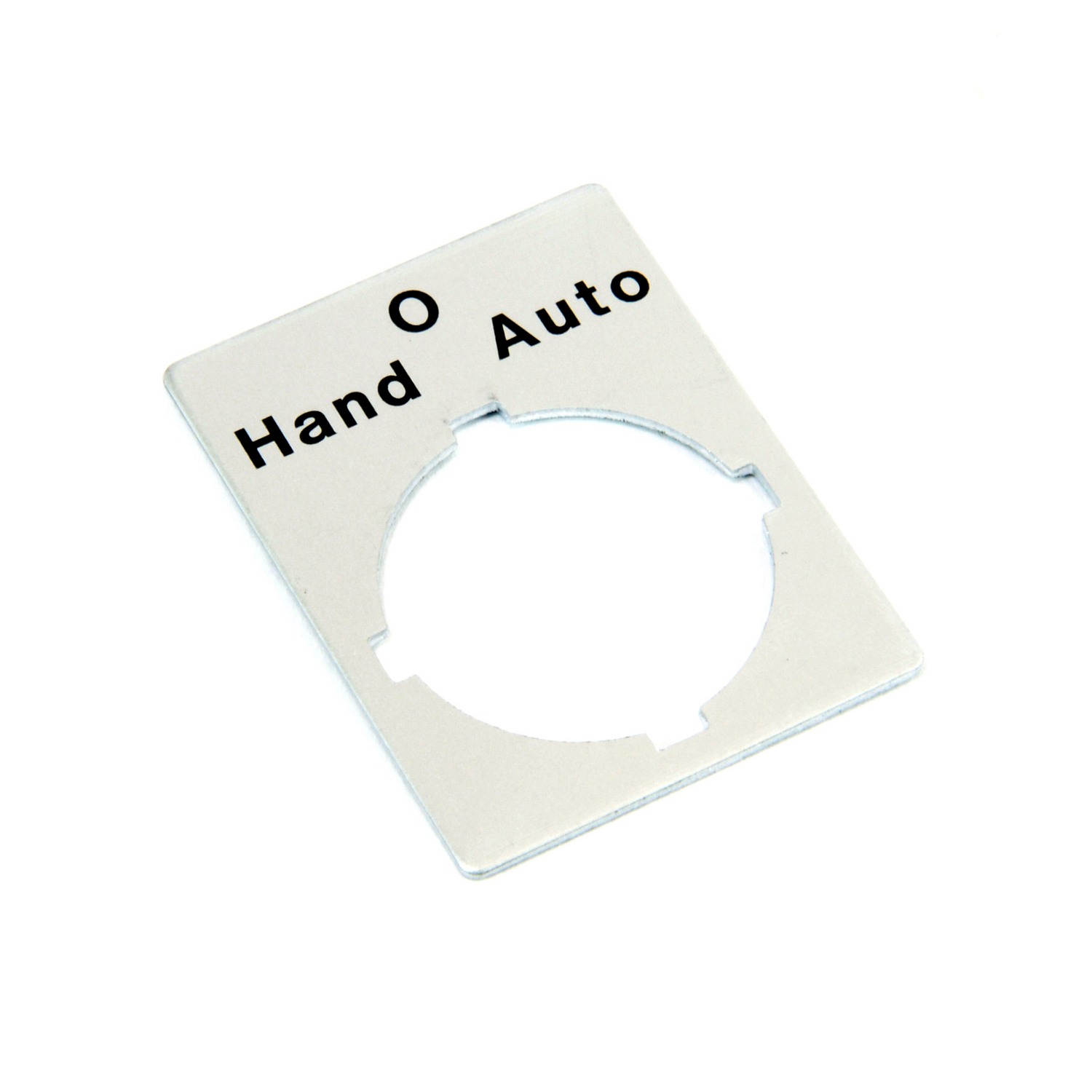 ABB SK615550-80 HAND/OFF/AUTO NAME PLATE - LEGEND