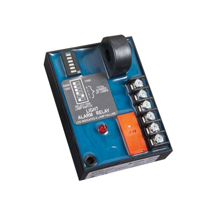 Univ Lamp Alarm 230V Rly Beacon/Obstruct