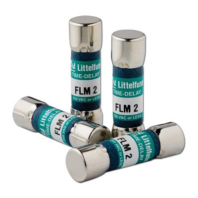 LF FLM010 250V MIDGET TD FUSE CS=10