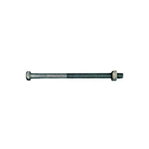 Porcelain Products,6110,MACHINE BOLTS,LEN: 10 IN,5/8 IN DIAMETER