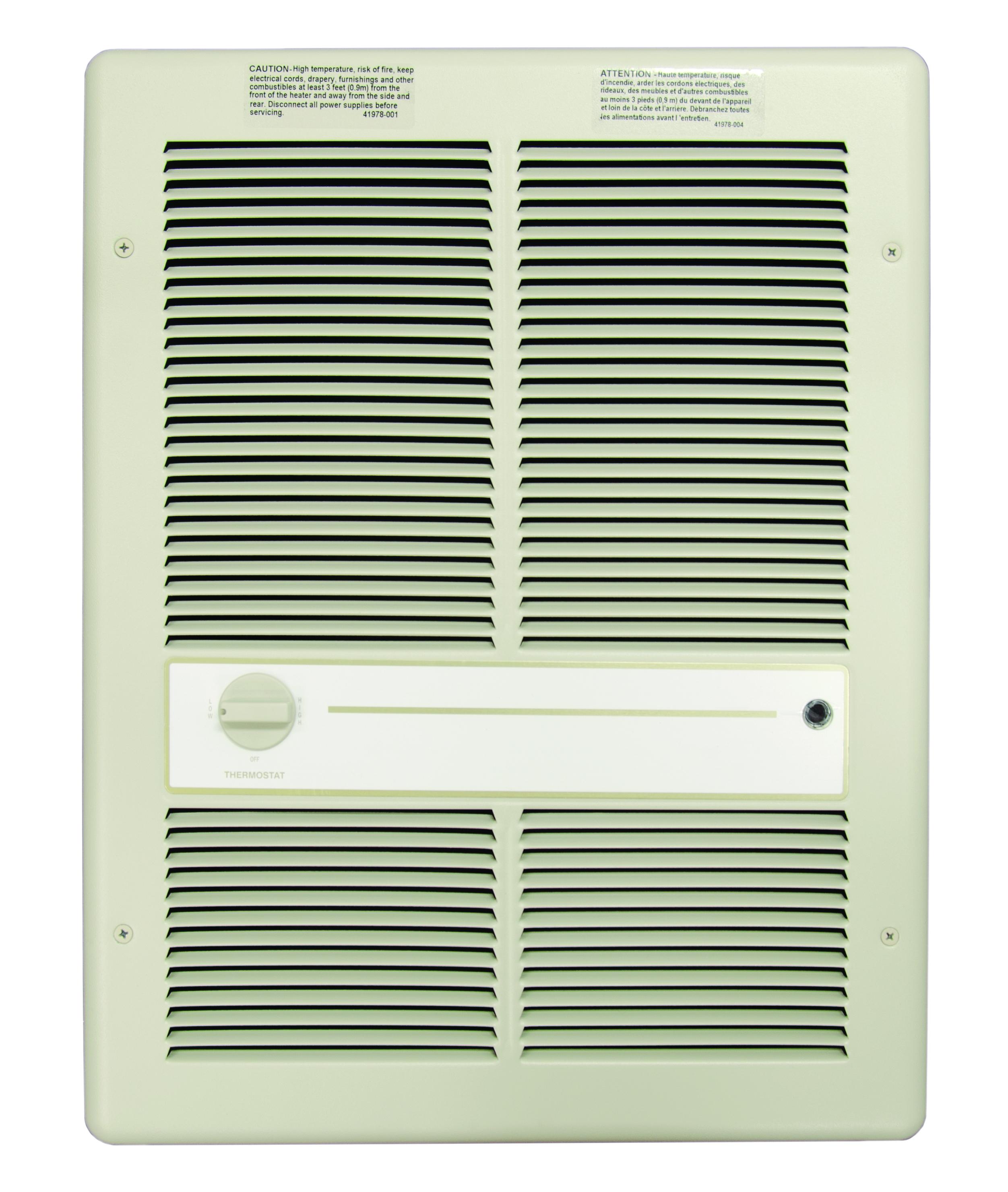 TPI E3313RP 1500/750W 120V Fan Frcd