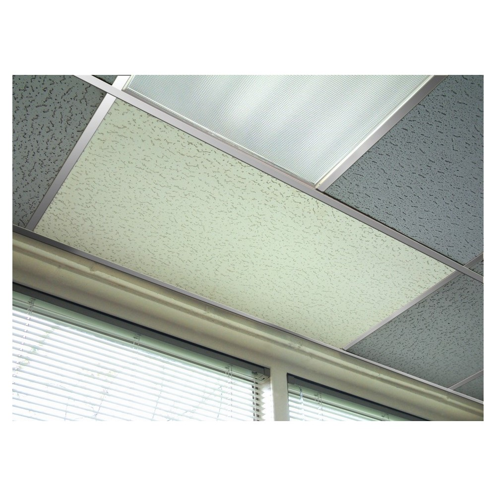 Tpi Raywall Cp127 750w 120240v Radiant Ceiling Panel
