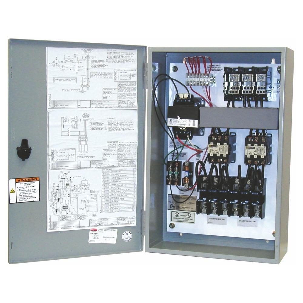 TPI FPC2140 CONTACTOR PANEL 200 AMP