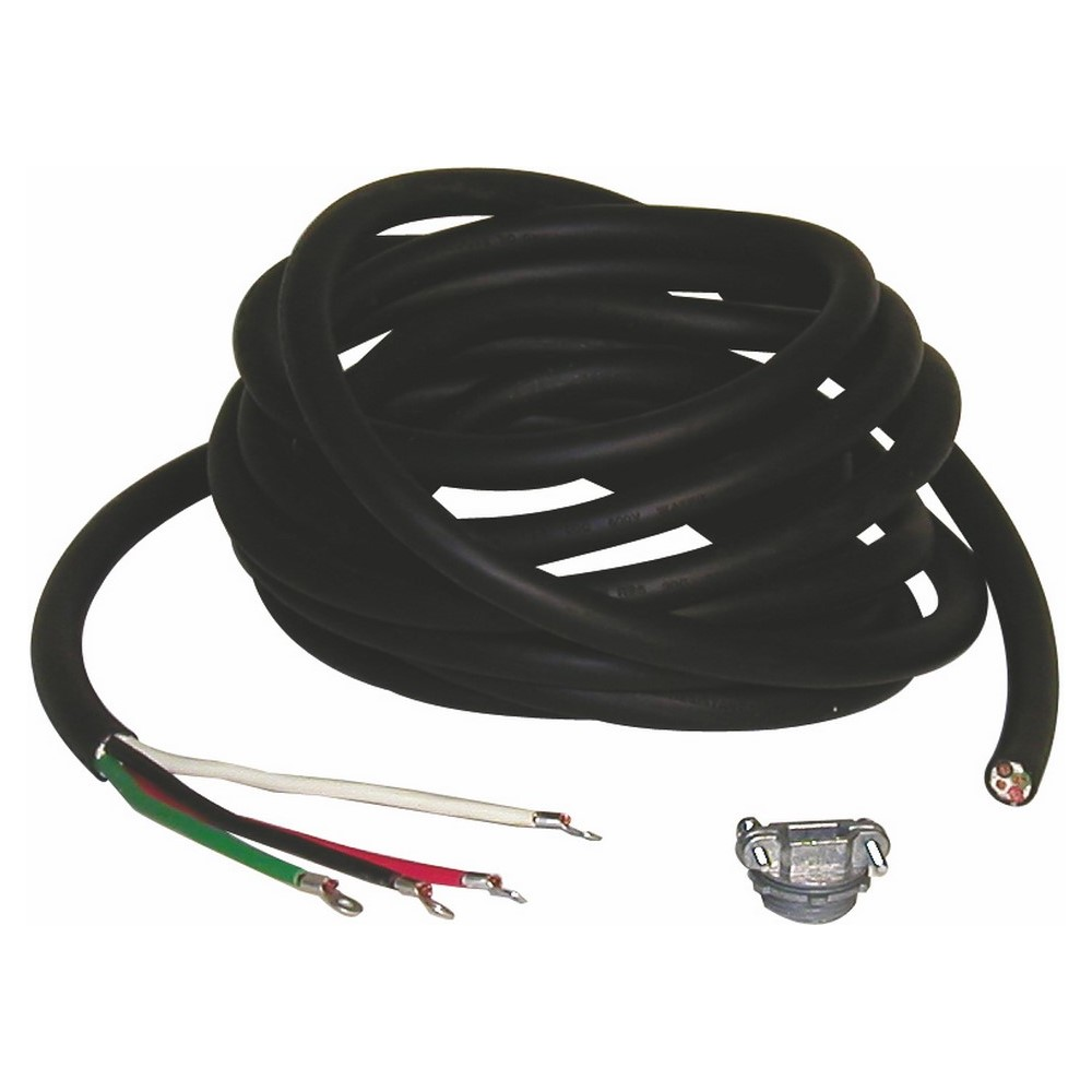 Optional 25' Power Cord for FHK Series, 8/4 SO
