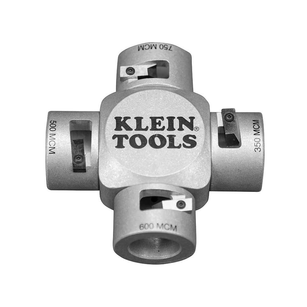 21050 KLEIN LARGE CABLE STRIPPER (750-350 MCM)