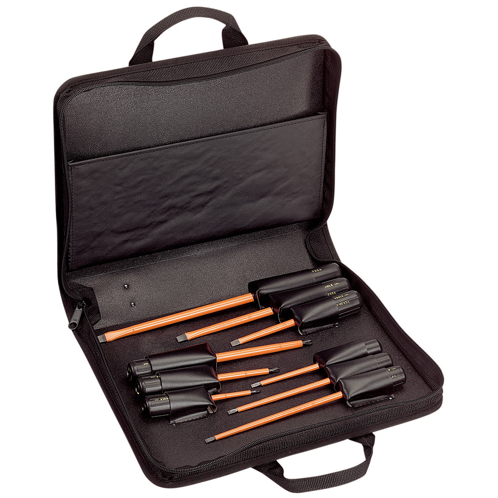 Klein Tools,33528,Insulated Screwdriver Kit