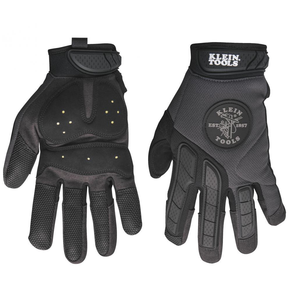 KLE 40215 Journeyman Grip Gloves, size L