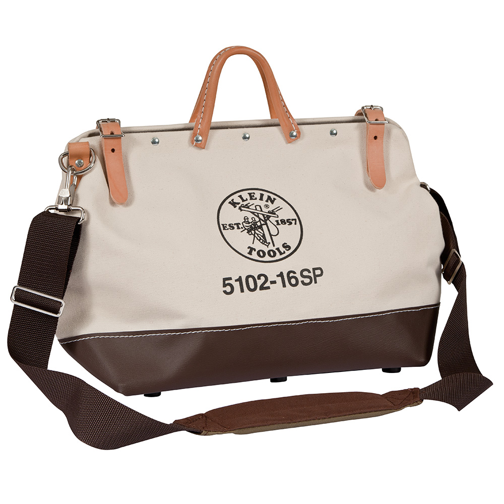 5102-16SP. Brand  Klein Tools. Klein® 5102-16SP Deluxe Tool Bag ... f20ad8c028ed4