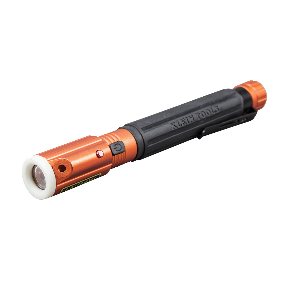 KLE 56026 Inspection Penlight with Laser 45 LUMENS