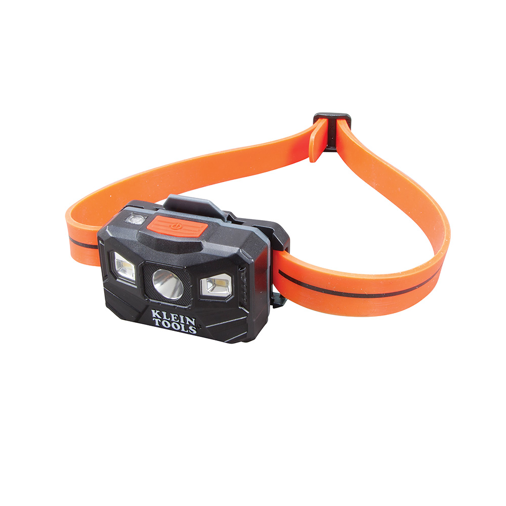 KLN 56034 KLN Rechargeable Auto-Off Headlamp