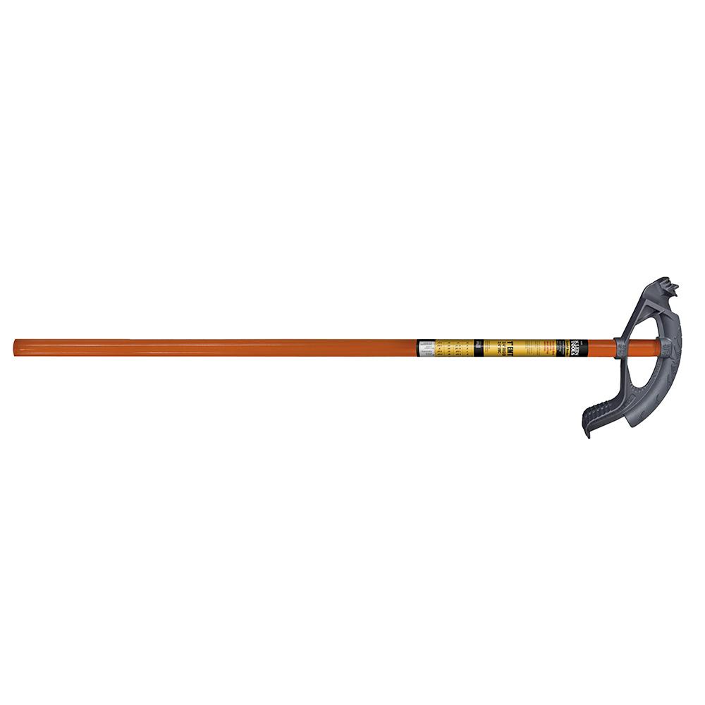 Klein Tools,56204,Klein® 56204 Conduit Bender With 51427 Handle, 3/4 in EMT, 5 in Bend Radius, Iron Body