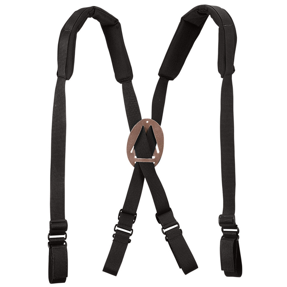 Klein Tools,5717,Klein® 5717 Heavy Duty Padded Suspender, 1-1/2 in W, Nylon