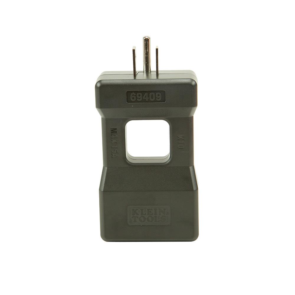 KLE69409 LINE SPLITTER 10X;Klein® 69409 Line Splitter, 15 A Max Output, 4-43/64 in H