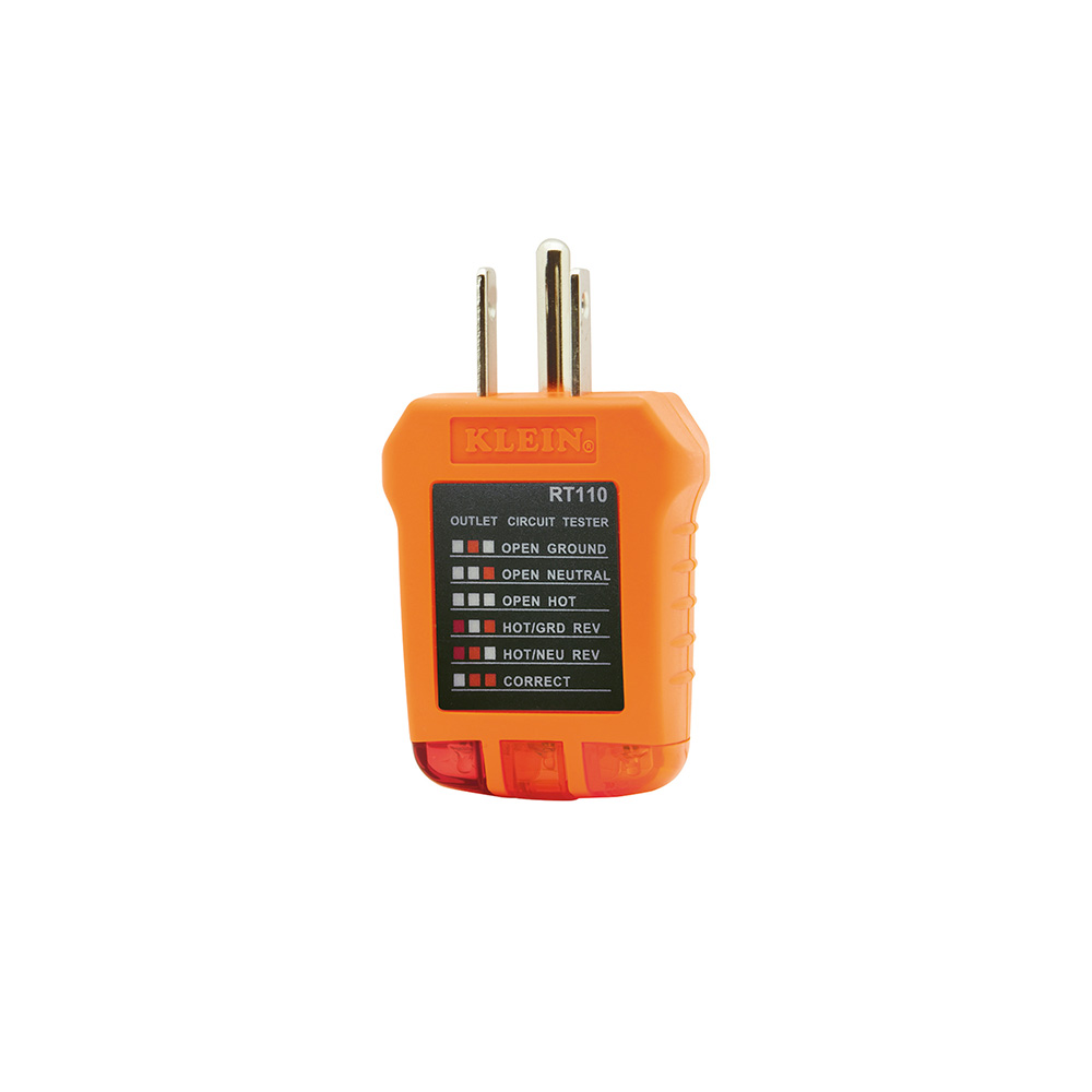 KLE RT110 Receptacle Tester