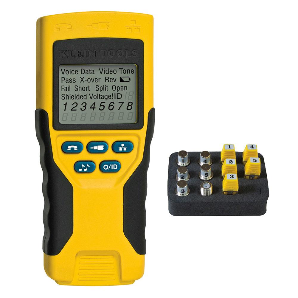 KLE VDV501-823 VDV Scout® Pro 2 Tester Kit