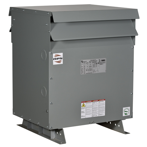 HAMMOND SG3C0075KD D16 SNTL-G 3PH 75KVA 480D-240D/120CT AL 60HZ 150C 3R Product Image