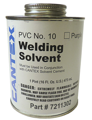 PVC ALL-WEATHER-CL-CEMENT-QUART PVCVC9982 CTX# 7210413 KLY# CWC20 078886 QUICK-SET