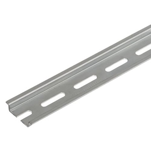 Weidmuller Inc. TS 35 MOUNTING RAIL,2000 MM LEN,GALV,GRY