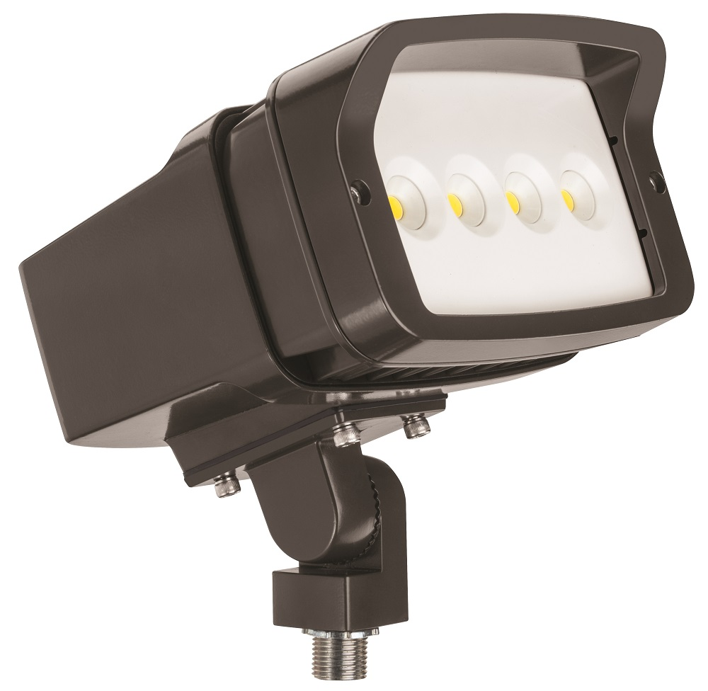 Lithonia Lighting® I-BEAM® OFL1 LED P2 40K MVOLT THK DDBXD M4