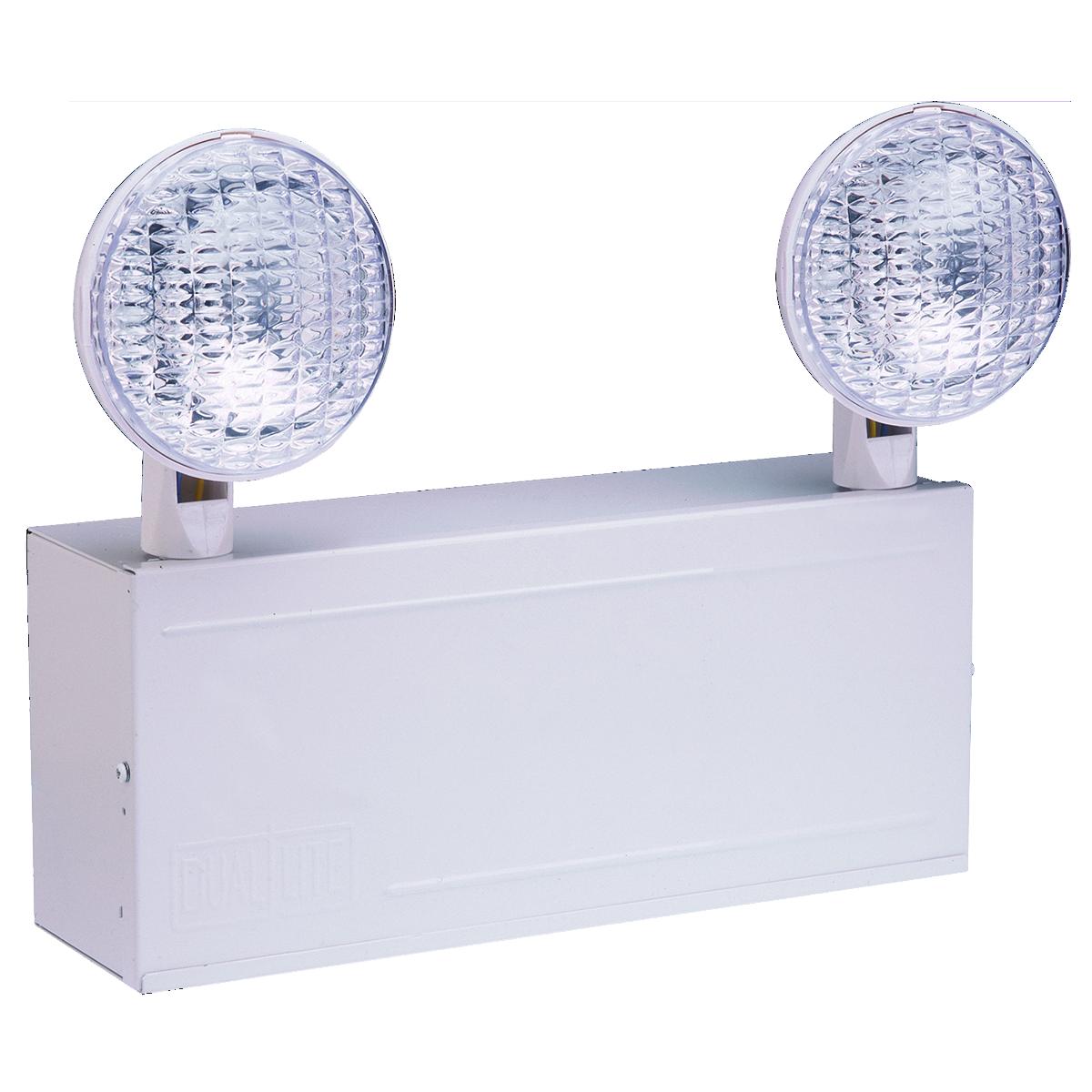 DUAL-LITE,LM2-03L,LIGHT EM HI CAPACITY 6V 10.8W WHT LED