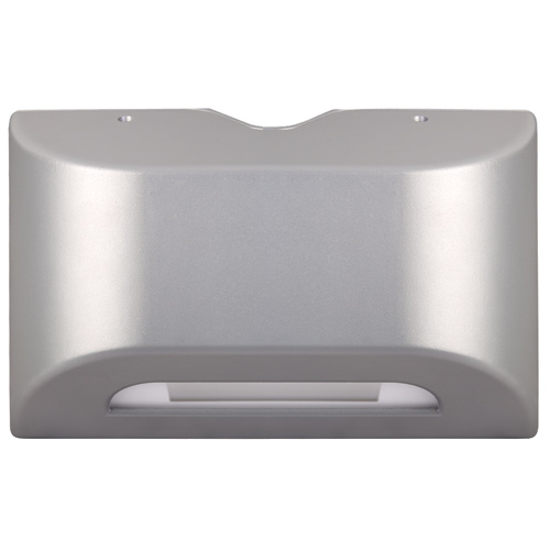 Dual-Lite,PGF1P-PC1,LED SCONCE Platinum Silver HO 4300K w/PC