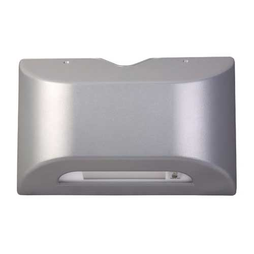 Dual-Lite,PGP-HTR,EM PG UNIT SLVR GRAY WITH HEATER